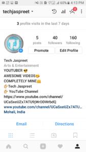 Reset Instagram Password