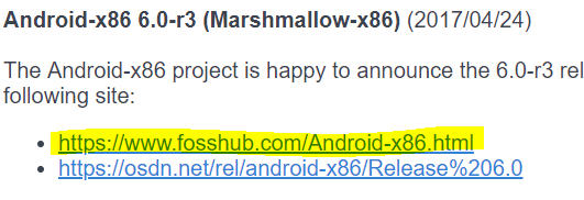 how to install android os