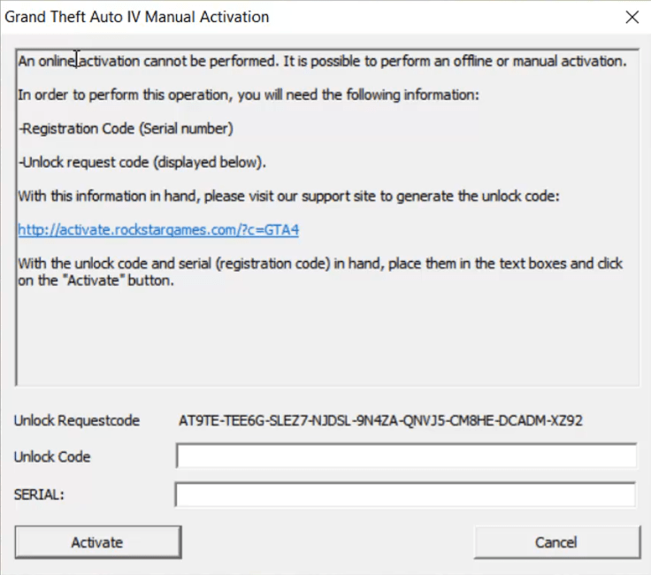 How To Activate GTA IV PC Offline