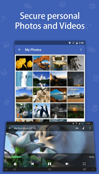 Folder Lock for android