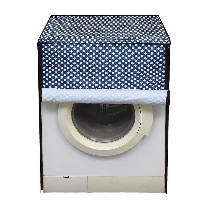 Glassiano Washing Machine Cover for IFB 6.5 kg Front Load Senorita Aqua VX Washing Machine